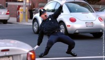 Tony Lepore Dancing cop pictures and videos