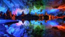 Reed Flute cave China Reed Flute cave pictures
