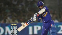 Rajasthan Royals Vs RCB Scorecard RR win by 59 runs Rahane man of the match 15 April 2012