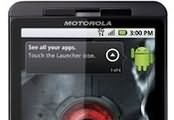 Motorola Droid X update arrives this week