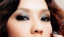 How to get Shiny Smokey Eye video tutorial