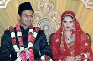 Sania Mirza Wedding Pictures Sania Mirza marriage Photos