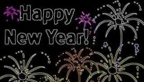 Happy New Year sms New year messages