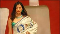 Google branded sarees in store now