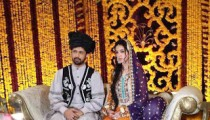 Atif Aslam Wedding Pictures Atif Aslam and Sarah Bharwana Marriage