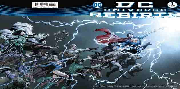 DC Rebirth Explained sequel to New 52 storyline
