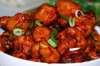 Gobhi Manchurian Recipe How to Make Cauliflower Veg Manchurian