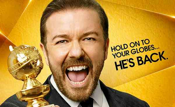 Golden Globe Award winners 2016 intro video