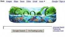 Earth day by google