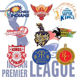 IPL 6 Schedule and IPL 6 Teams
