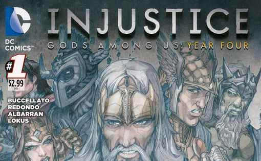 Injustice Year 4 Vol 1 Story Review