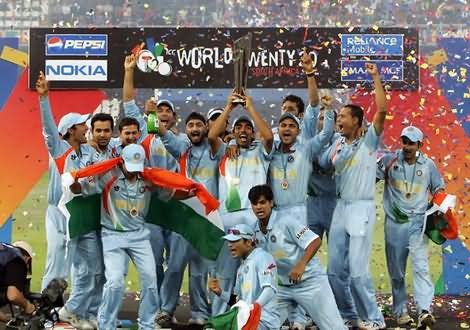 India wins Twenty20 world Cup