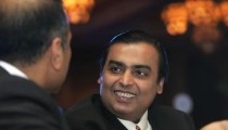 Mukesh Ambani 5th richest man in the world