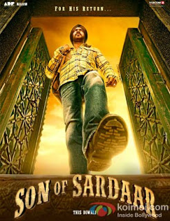Son of Sardaar Review Son of Sardaar Storyline 2012