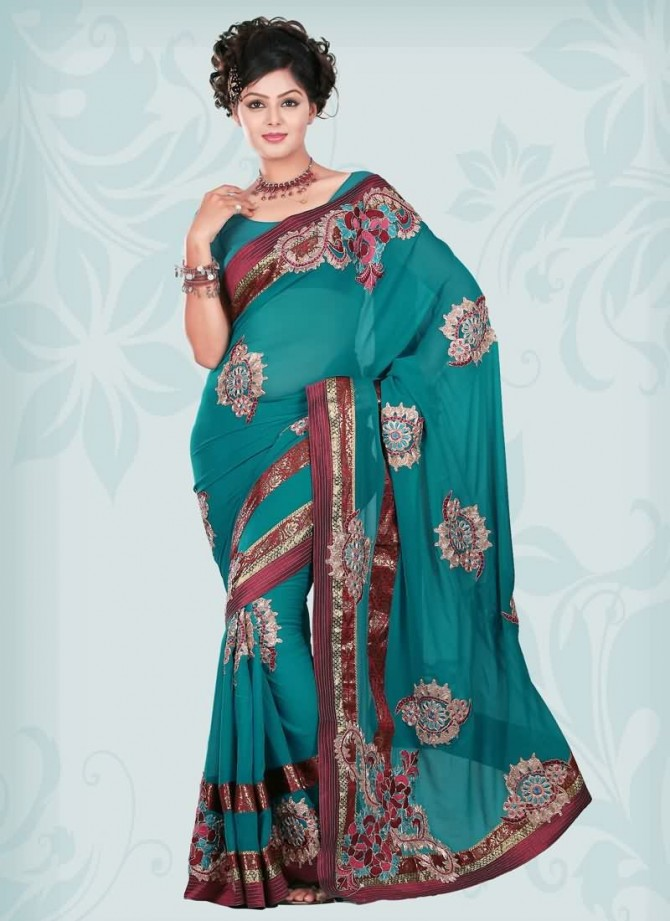 Latest Saree designs amazing designer sarees