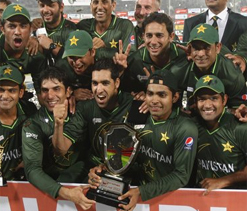 Pakistan win the Asia Cup 2012 Pakistan Vs Bangladesh Final match Scorecard