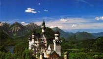 Castles of the Bavarian Alps pictures