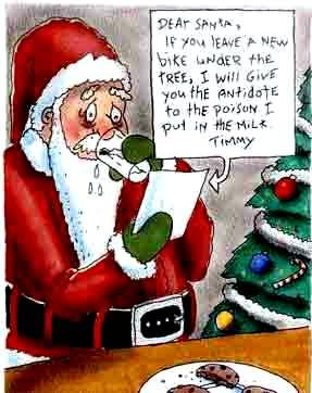 Funny Chritsmas & Santa Claus funny pictures
