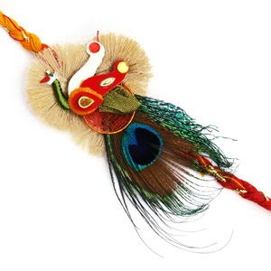 Cool Designer Rakhi's for Rakshabandhan 2013