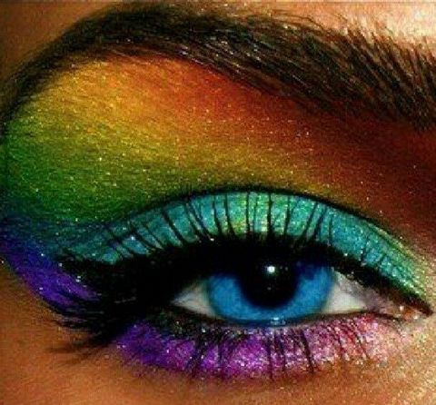 Eye Shadow Ideas Cool Eye Shadows