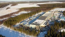 Pictures of Facebook's New Data Center in Sweden