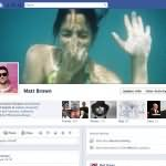 How to Add Timeline Banner to your Facebook Profile background wallpaper