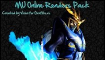 MU Online Renders Pack png photoshop