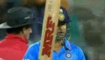 India Vs Srilanka CB Series India wins makes 321 Runs in 36 overs 11th ODI 28 Feb 2012