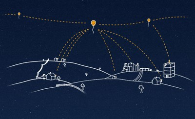What is Project Loon by Google and its free internet service