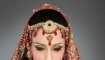 Indian Bridal makeup and jewellery design