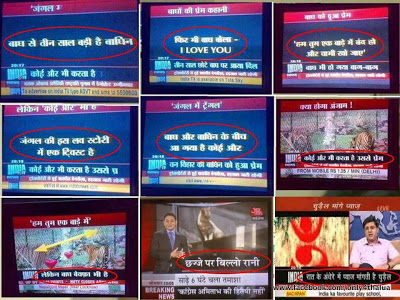 Funny IndiaTv News Pictures Most Humorous News Channel