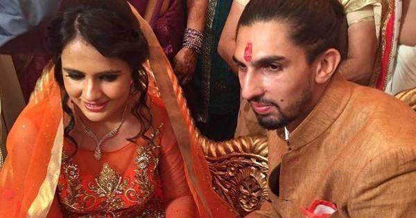 Ishant Sharma marries Pratima Singh wedding Pictures
