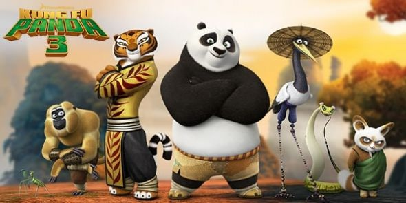 Kung Fu Panda 3 Trailer and Release Date