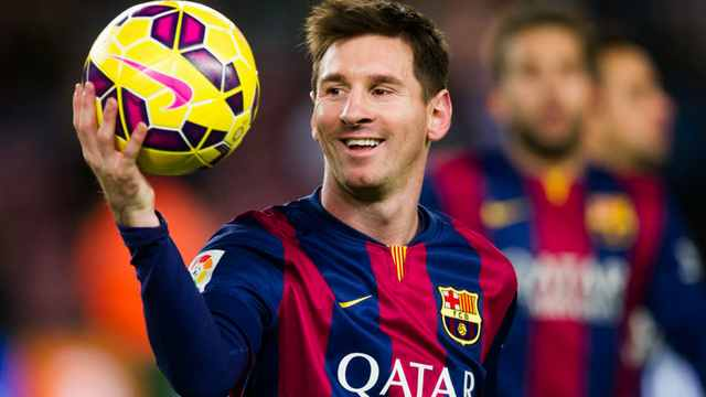 Lionel Messi set to win Ballon D'Or best footballer award