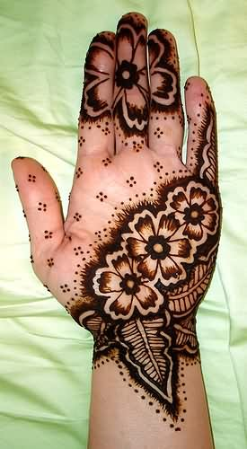 Mehndi designs for hands beautiful Mehndi designs for hands
