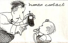 Modern Technology and Kids Funny Comic Strip