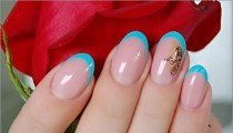 latest Nail art nail polish pictures