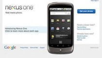 Nexus one superphone from Google review