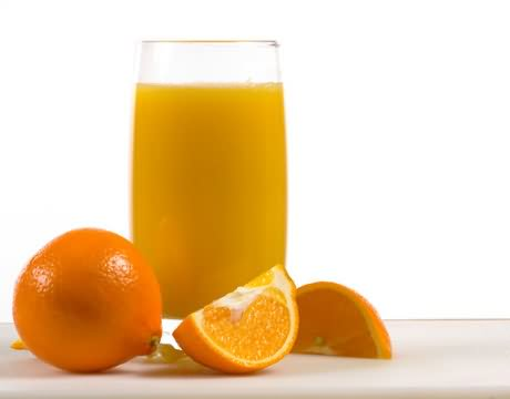 Orange better than Orange juice