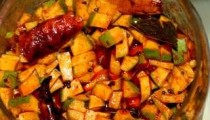 How to make mango pickle Aam ka achar recipe