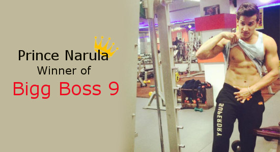 Bigg Boss 9 Winner Prince Narula hot pictures