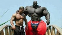 The Real Life Hulk African Version Funny pic