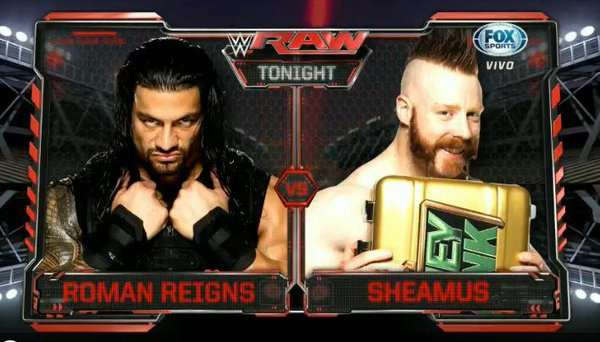 Survivor Series 2015 Roman Reigns loses title to Sheamus