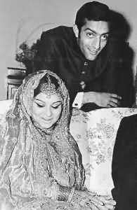 sharmila-tagore-and-mansoor-ali-khan-pataudi-wedding