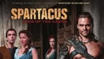Spartacus : Gods of the Arena on Starz television