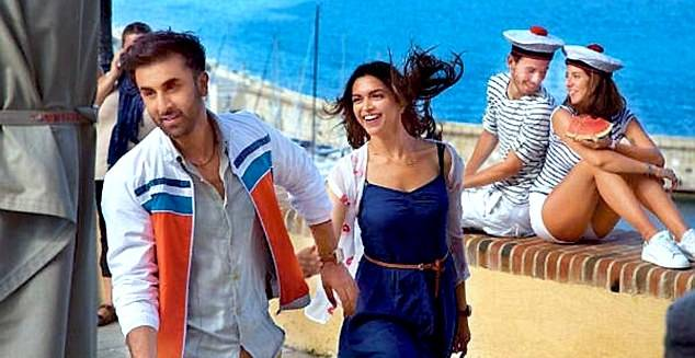 Tamasha Review Ranbir Kapoor, Deepika and Imtiaz