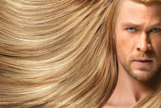 Thoreal Paris Shampoo the Secret of Thor's Long Hairs