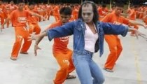 New Thriller dance by Chinese Michael Jackson