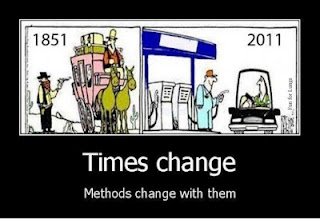 Robbing Times Changed Funny Picture