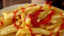 How to make French Fries and Chips recipe with video